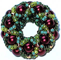 Ring Nebula Wreath